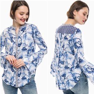 Desigual Women's Perth Autralia Shirt Sz L